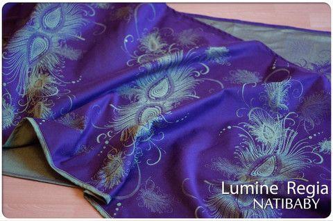Natibaby Lumine Regia 70% Cotton, 30% Silk Release Date: January 15, 2015