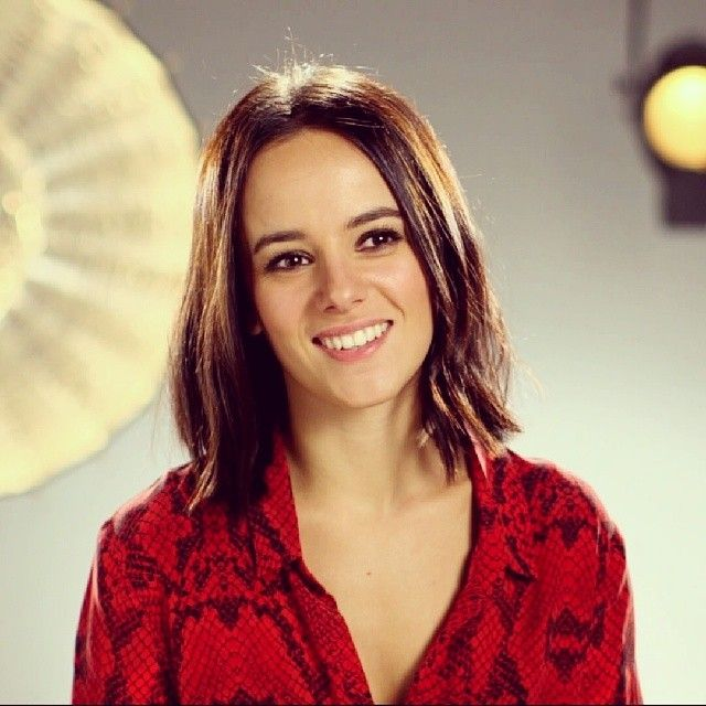 Alizée Jacotey - The most contagious smile in the world :) #Alizee #DALS #TF1 #AlizeeAmerica #TeamAlizee