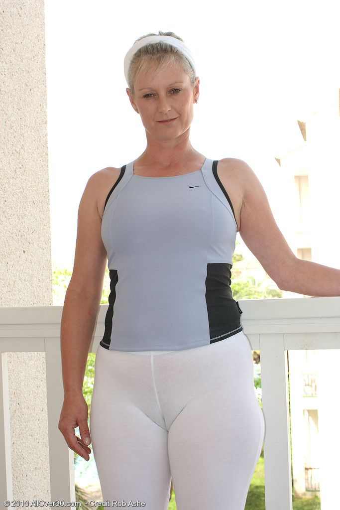 workout camel toe