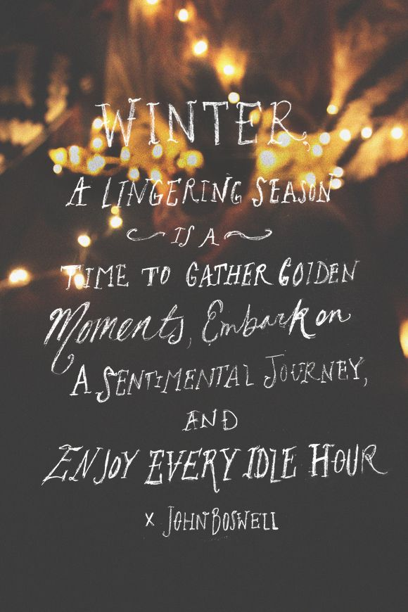25+ best Winter quotes on Pinterest  Love nature quotes, Forest quotes and T...