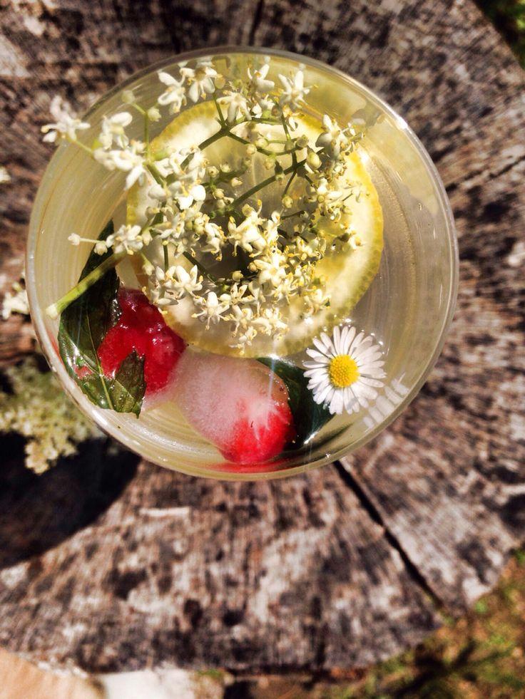 Lemonade in doma café Karlštejn