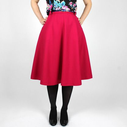 Sewaholic Hollyburn Skirt (Beginner) £12.95