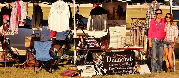 The mobile store - Muswellbrook Charity Rodeo & Campdraft Www.dustydiamonds.com.au