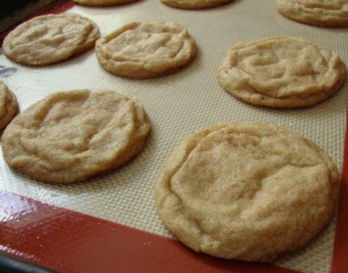 Cinnamon Pecan Butter Cookies | Recipe