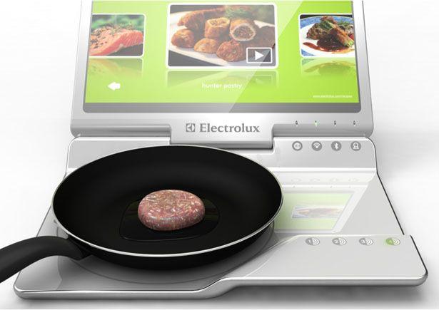 Electrolux Mobile Kitchen by Dragan Trenchevski