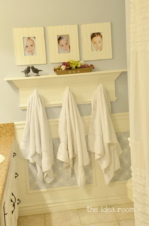Best Home Decor BATHROOMS Images On Pinterest Bathroom - Cute bath towel sets for small bathroom ideas