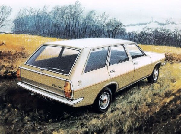 Concepts and prototypes : Heuliez Chrysler 180 Break - AROnline