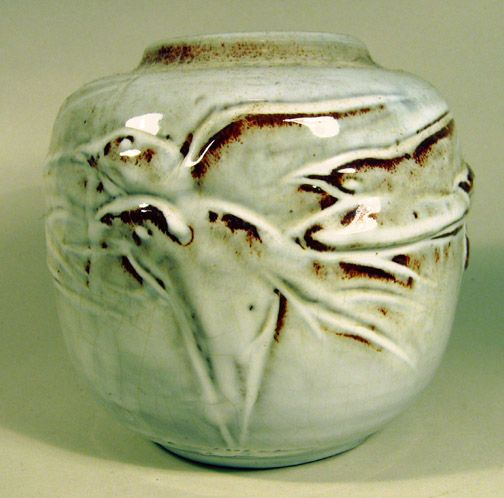 Mobach - Vaas met zwaluwen