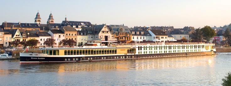 River Queen #Courtesy of Uniworld Boutique River Cruise Collection