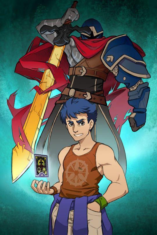 Ike's PersonaAaand one more.Samus Aran's Persona (Here)Link's Persona (Here)Peach's Persona (Here)