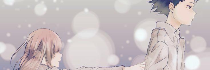Anime/Koe No Katachi Twitter Header
