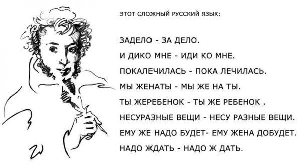 Русский язык - взрыв мозга для иностранцев. Обсуждение на LiveInternet - Российский Сервис Онлайн-Дневников