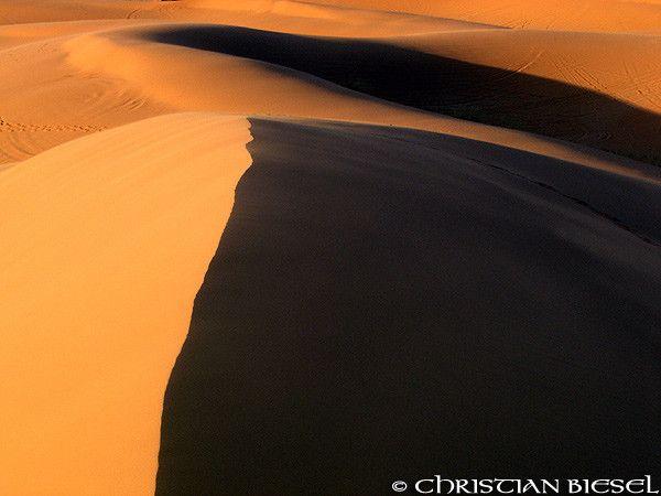 Big Dune ,Coral Pink Sand Dunes State Park , Utah