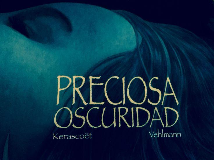 """""""Preciosa oscuridad"""". Kerascoët y Vehlmann. Spaceman Books."""