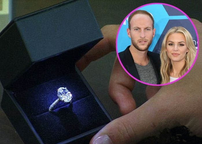 - Morgan Stewart Engagement Ring: Get the Look - EverAfterGuide