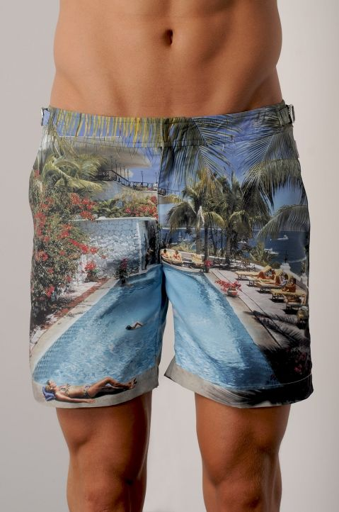 ORLEBAR BROWN swimwear, trunks, beachwear, shorts, shirts, towels, belts, polo and t-shirts leather shoes for men - by Wrong Weather