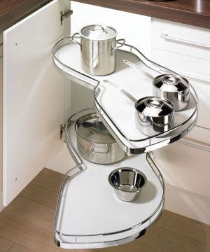 47 best LeMans Corner images on Pinterest | Kitchen cabinets ...