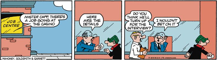 Andy Capp by Reg Smythe for Feb 17, 2018 | Read Comic Strips at GoComics.com