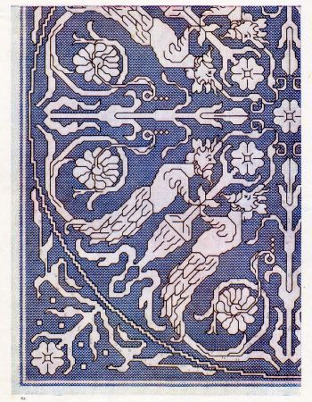 Assisi Embroidery Pattern Book: Ancient Italian Cross-Stitch Designs - Embroidery - Crafts  Hobbies - PDF Classic Books, Online Bookstore