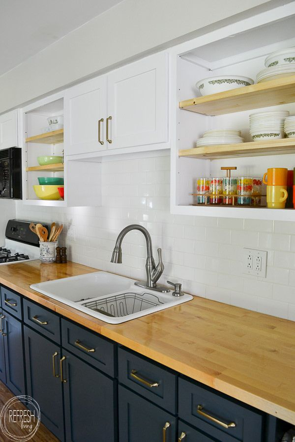 Why I Chose To Reface My Kitchen Cabinets Rather Than Paint Or Replace Refresh Living How To Remove Kitchen Cabinets New Kitchen Cabinets Clean Kitchen Cabinets