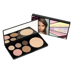 Australis Get The Look! Pretty Pastel 4-in-1 Kit $9.95. Create a pretty pastel look with this 4-in-1 palette for face, eyes & cheeks. Kit contains Pressed Powder, Blush, Bronzer and Eyeshadow @Australis Cosmetics