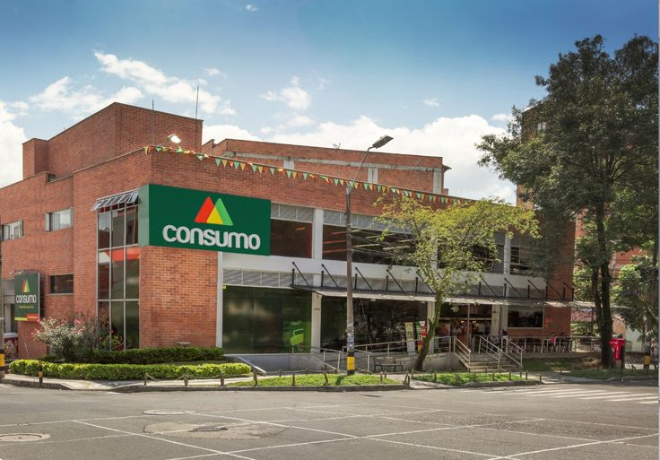 Consumo de La Floresta, ubicado en la Carrera 84 # 45f-12.