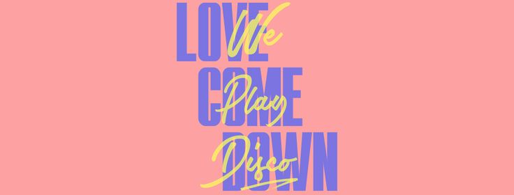 Love Come Down: Love Come Down are back at The Brewhouse in London Fields for another night of their magic brand of good-times,…