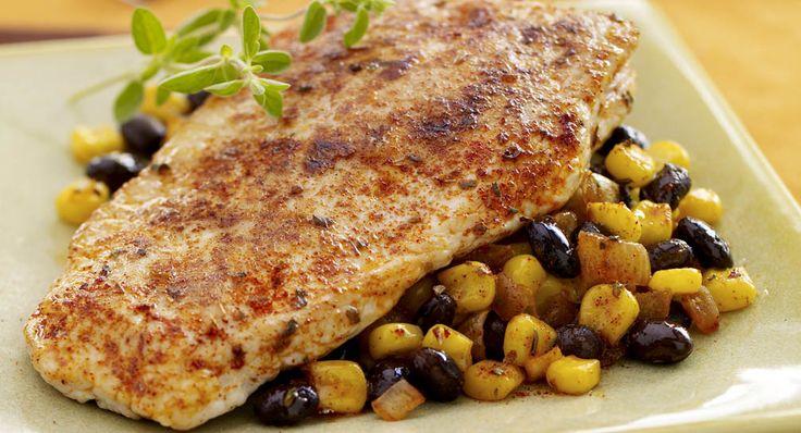 Southwestern Turkey Cutlets Recipe | McCormick