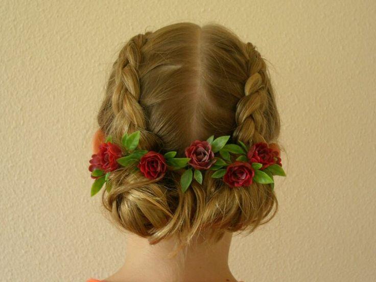 kapsels voor bruidsmeisje | Trouwshop.com