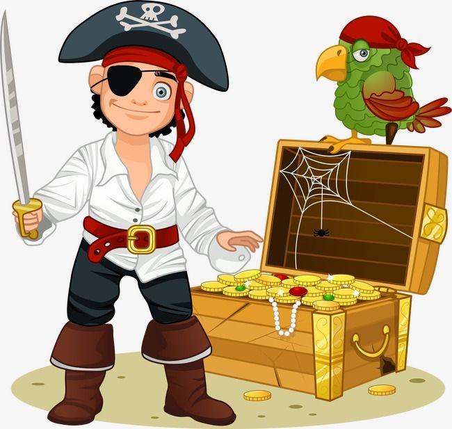 Пираты на картинках