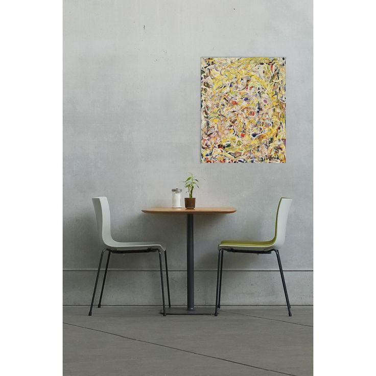 POLLOCK - Shimmering substance 60x74 cm #Pollock #artprints #interior #design #art #print #iloveart #followart #artist #fineart #artwit Scopri Descrizione e Prezzo http://www.artopweb.com/autori/jackson-pollock/EC21736