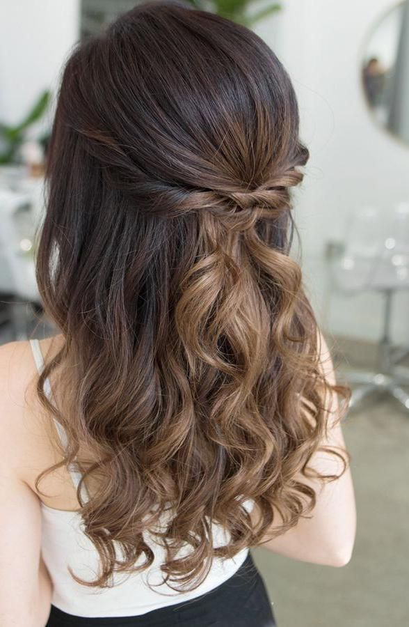 42 Stunning Prom Hairstyles to Copy in 2020,prom hairstyles 2020,prom hairstyles down,prom hairstyles long hair