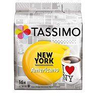 TASSIMO NEW YORK AMERICANO 128G - Kávové kapsuly