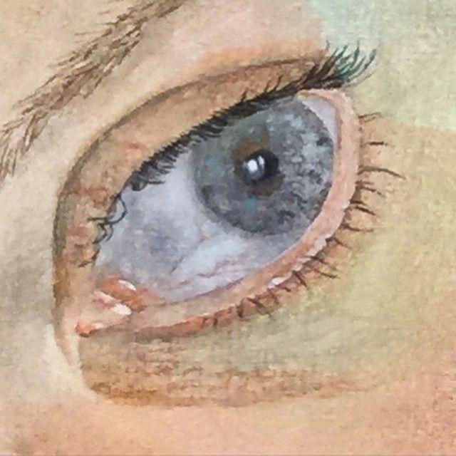 Lucian Freud (detail) #lucianfreud #ordovas