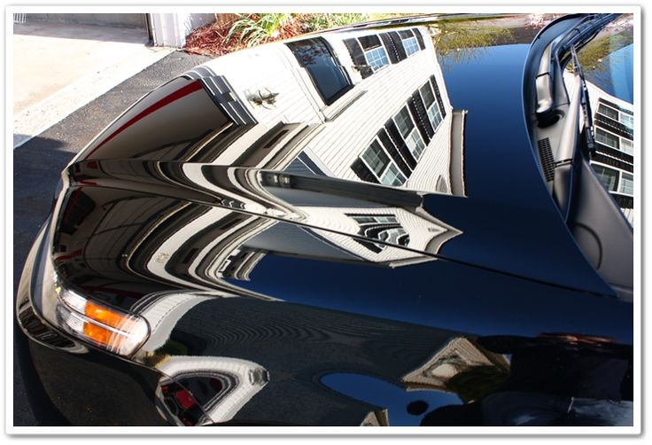 Esoteric Auto Detail's 2007 Acura TL Type S in Nighthawk Black Pearl (NBP)