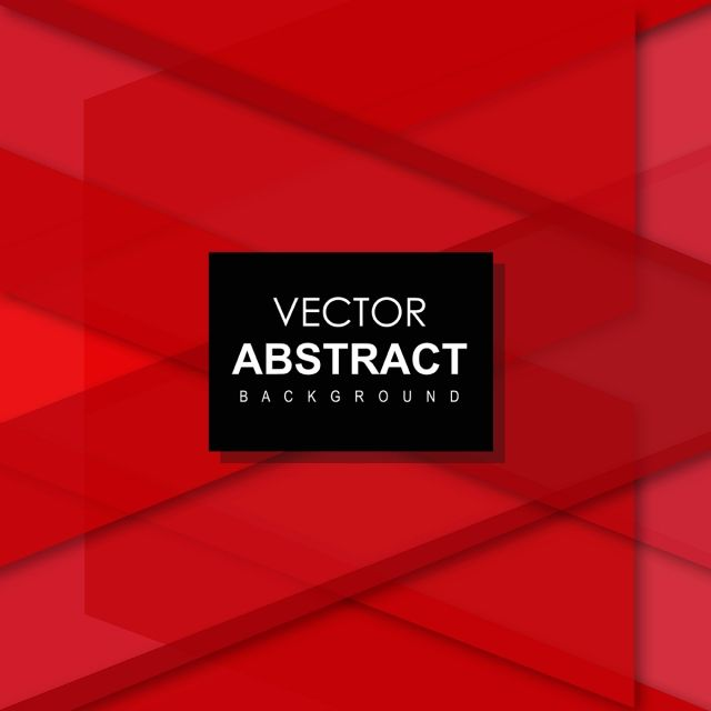 Red Abstract Vector Background Background Abstract Graphic Png
