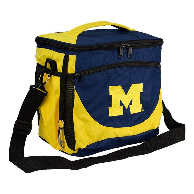 University Of Michigan Lunch Bag At Campus Den College T