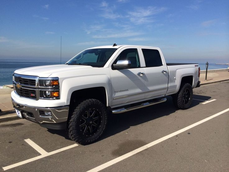 "Page 2 of 6 - My 2014 with 4-inch BDS Lift and 35"" Toyo Tires - No Trimming! - posted in 2014 / 2015 / 2016 Silverado & Sierra Accessories & Modifications: Looks real good! I love the ride of my BDS lift."