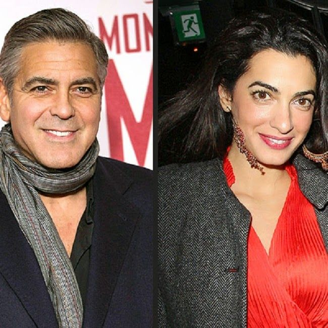 """George Clooney and Amal Alamuddin Engaged -- Hear What """"The Rules"""" Authors Say about How She Landed Him!"""