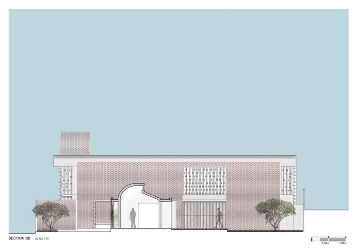 Gallery of Brick House / Architecture Paradigm - 23