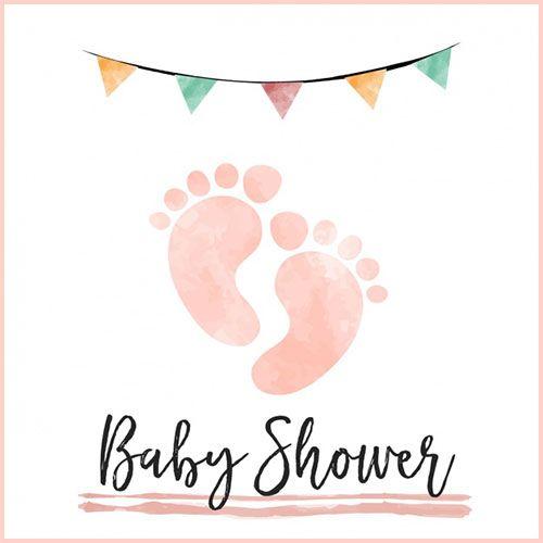 26 Best Baby Card Templates \/ Plantillas Para Tarjetas De Bebes   Baby  Shower Card