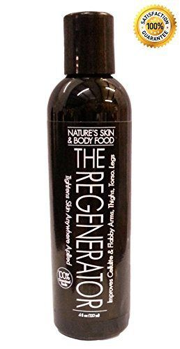 The Regenerator: More Than A Cellulite Cream Not Only Improves The Appearance Of Cellulite It Tightens Skin Anywhere Applied. Use On Thighs, Butt, Stomach And Flabby Upper Arms. The Only Anti Cellulite Cream That Contains 12% Liposomal Vitamin C - essential-organic...
