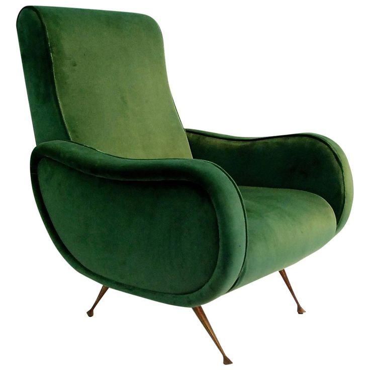 "Rc Willey Lady: Marco Zanuso""Lady Chair"""