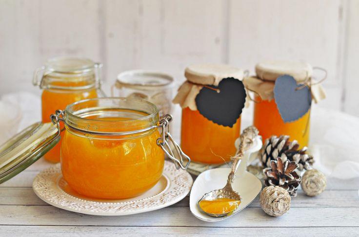 Karácsonyi narancslekvár expressz gyorsan   Rupáner-konyha