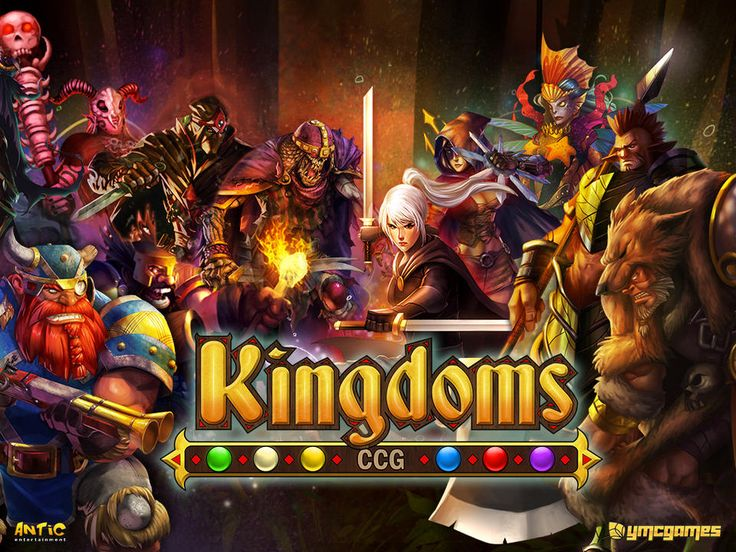 Kingdoms CCG - iOS Store Store Top Apps | App Annie