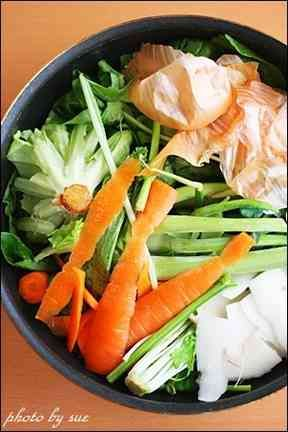 究極の野菜出汁ベジブロスの画像