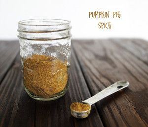 Don't have a container of pumpkin pie spice on hand, or are you interested in learning how to make pumpkin pie spice because you're not quite sure what is in pumpkin pie spice? Then you're definitely going to love 4 Ingredient DIY Pumpkin Pie Spice.