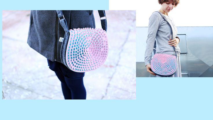 SENSATION bags' collection photo by Alexandra Galambova