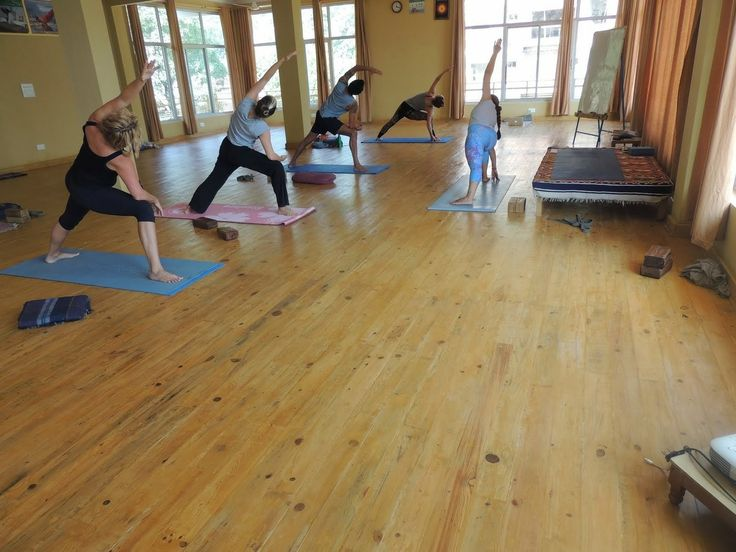 Yoga teachers training rishikesh: Jemma Somervail from London says