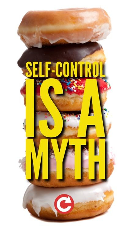 Self-control is a myth. This article exposes the justifications we tell ourselves along with some basic strategies to avoid failing our health journey.